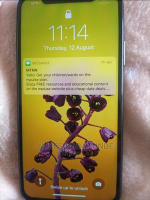 Apple iPhone X 64 GB Black | Mobile Phones for sale in Lagos State, Abule Egba