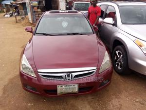 Honda Accord 2006 Red | Cars for sale in Plateau State, Jos