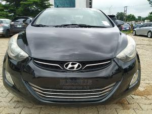 Hyundai Elantra 2014 Black | Cars for sale in Abuja (FCT) State, Central Business District