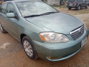 Toyota Corolla 2005 Green   Cars for sale in Rivers State, Port-Harcourt