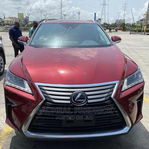 Lexus RX 2018 Red   Cars for sale in Lagos State, Ikeja