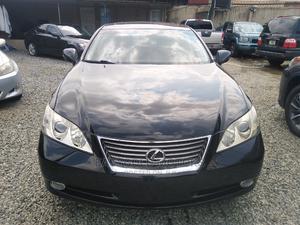 Lexus ES 2008 350 Black | Cars for sale in Lagos State, Magodo
