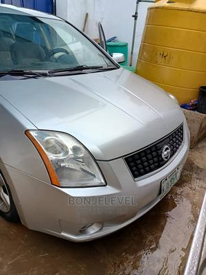 Nissan Sentra 2008 2.0 Silver | Cars for sale in Lagos State, Alimosho