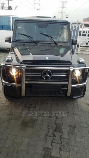 Mercedes-Benz G-Class 2016 G 63 AMG 4MATIC Black | Cars for sale in Lagos State, Lekki