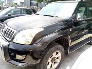 Toyota Land Cruiser Prado 2008 3.0 D-4d 5dr Black | Cars for sale in Lagos State, Lekki