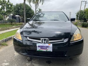 Honda Accord 2005 Black | Cars for sale in Abuja (FCT) State, Gwarinpa