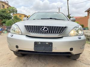 Lexus RX 2007 350 Silver   Cars for sale in Lagos State, Ogba