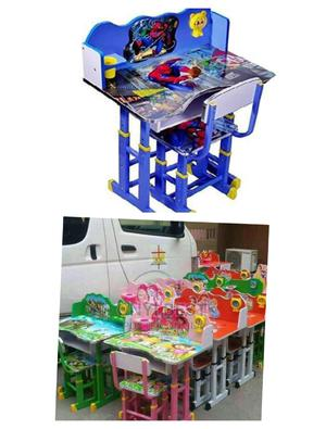 Reading Table and Chair for Children   Children's Furniture for sale in Lagos State, Lagos Island (Eko)