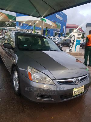 Honda Accord 2007 Gray | Cars for sale in Abuja (FCT) State, Central Business District
