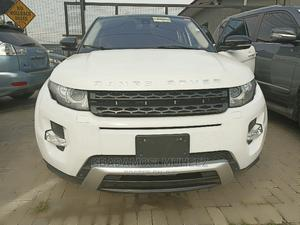 Land Rover Range Rover Evoque 2012 White | Cars for sale in Lagos State, Ogudu