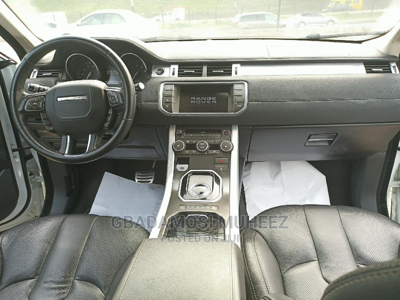 Land Rover Range Rover Evoque 2012 White   Cars for sale in Ogudu, Lagos State, Nigeria