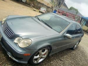 Mercedes-Benz C230 2005 Gray | Cars for sale in Abuja (FCT) State, Gwarinpa