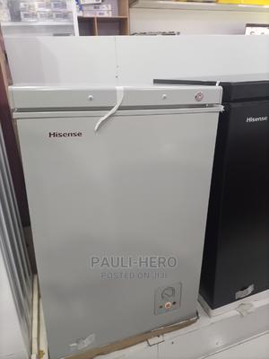 Hisense Deep Freezer FC-130 SH | Kitchen Appliances for sale in Delta State, Okpe