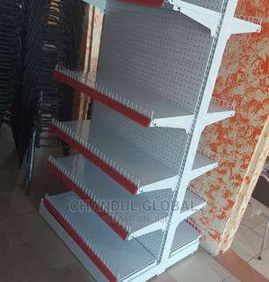 Imported Double Sided Supermarket Shelf | Store Equipment for sale in Lagos State, Ojo