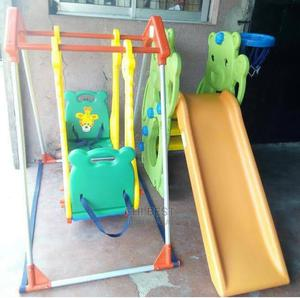 Children Play Swing ,Slide and Basketball.   Toys for sale in Lagos State, Lagos Island (Eko)