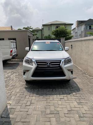 Lexus GX 2016 460 Luxury White | Cars for sale in Lagos State, Amuwo-Odofin