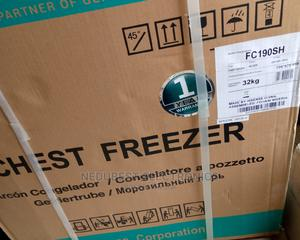 Hisense Chest Freezer FC190SH | Home Accessories for sale in Lagos State, Ojo