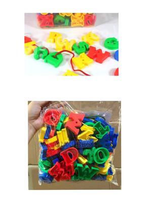 Alphabet Building Blocks | Toys for sale in Lagos State, Lagos Island (Eko)
