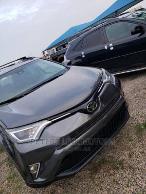 Toyota RAV4 2018 LE 4dr SUV (2.5L 4cyl 6A) Gray | Cars for sale in Abuja (FCT) State, Maitama