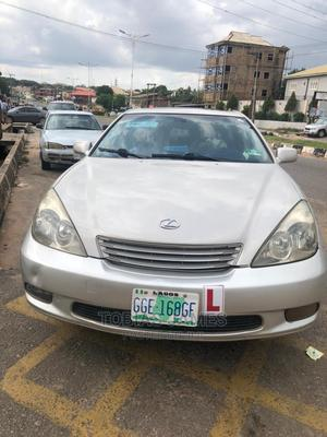 Lexus ES 2002 300 Silver | Cars for sale in Lagos State, Alimosho