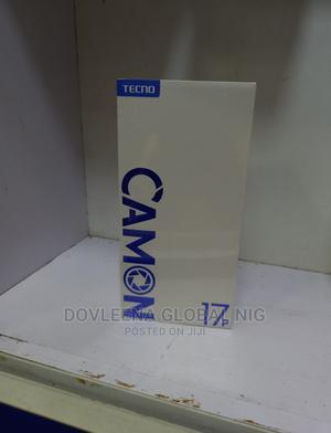 New Tecno Camon 17P 128 GB Black | Mobile Phones for sale in Lagos State, Ikeja