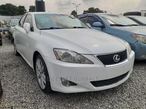 Lexus IS 2008 White   Cars for sale in Lagos State, Yaba