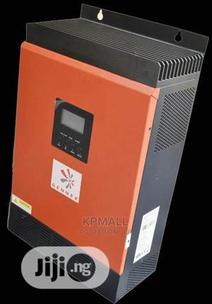 Gennex 3kva/24v Hybrid Inverter   Solar Energy for sale in Lagos State, Ojo