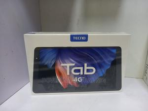 New Tecno DroiPad 7C Pro 32 GB Black | Tablets for sale in Lagos State, Ikeja