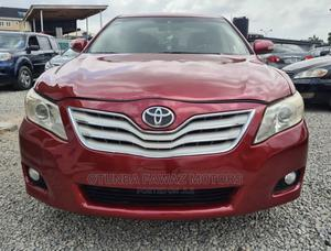 Toyota Camry 2008 Red | Cars for sale in Lagos State, Yaba