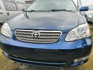 Toyota Corolla 2005 LE Blue   Cars for sale in Rivers State, Port-Harcourt