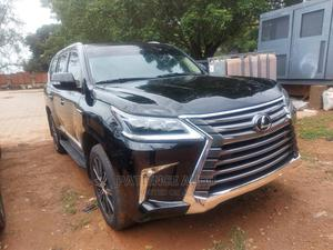 Lexus LX 2020 570 (5 Seats) AWD Black | Cars for sale in Abuja (FCT) State, Garki 2
