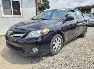 Toyota Corolla 2010 Black | Cars for sale in Lagos State, Yaba