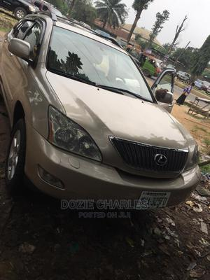 Lexus RX 2005 330 Gold   Cars for sale in Delta State, Oshimili South
