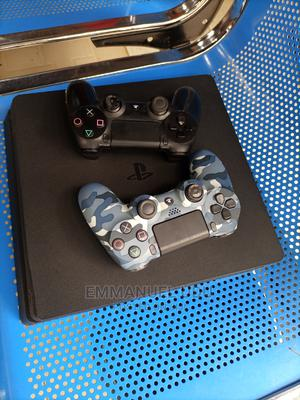 Ps 4 Slim 2 Pads | Video Game Consoles for sale in Abuja (FCT) State, Wuse
