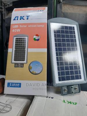 40watts Akt LED Solar Street Lamp | Solar Energy for sale in Lagos State, Ojo