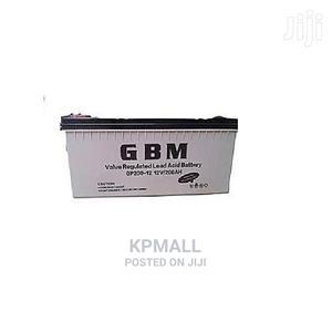 GBM 200ah Inverter Battery | Solar Energy for sale in Lagos State, Ojo
