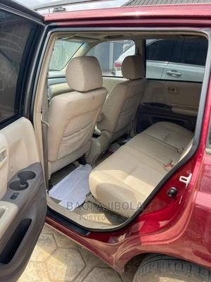 Toyota Highlander 2005 Red | Cars for sale in Lagos State, Ipaja