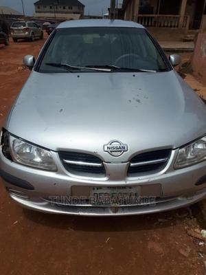 Nissan Almera 2003 1.5 D Silver   Cars for sale in Oyo State, Ibadan