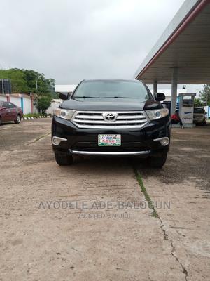 Toyota Highlander 2011 Limited Black | Cars for sale in Ekiti State, Ado Ekiti