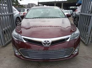 Toyota Avalon 2014 Burgandy | Cars for sale in Lagos State, Amuwo-Odofin