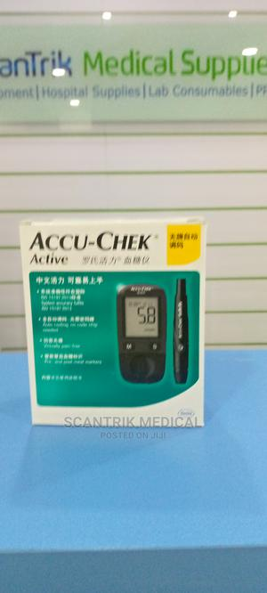 Accu Check Active Blood Glucose Monitor | Medical Supplies & Equipment for sale in Rivers State, Asari-Toru