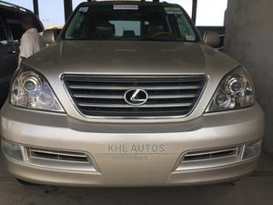 Lexus GX 2007 470 Sport Utility Gold   Cars for sale in Lagos State, Apapa