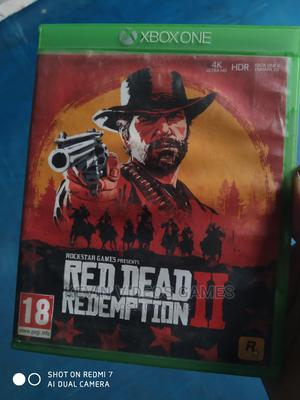 Xbox One Red Dead Redemption 2 | Video Games for sale in Edo State, Benin City