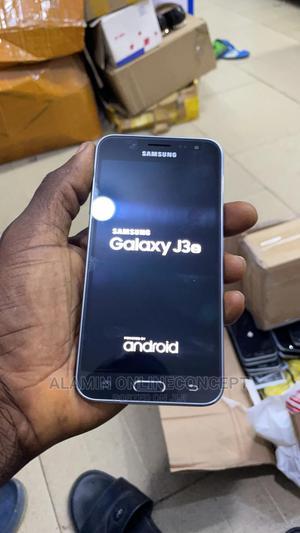 Samsung Galaxy J3 16 GB Black | Mobile Phones for sale in Oyo State, Ibadan