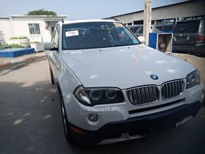 BMW X3 2009 3.0i White | Cars for sale in Lagos State, Apapa