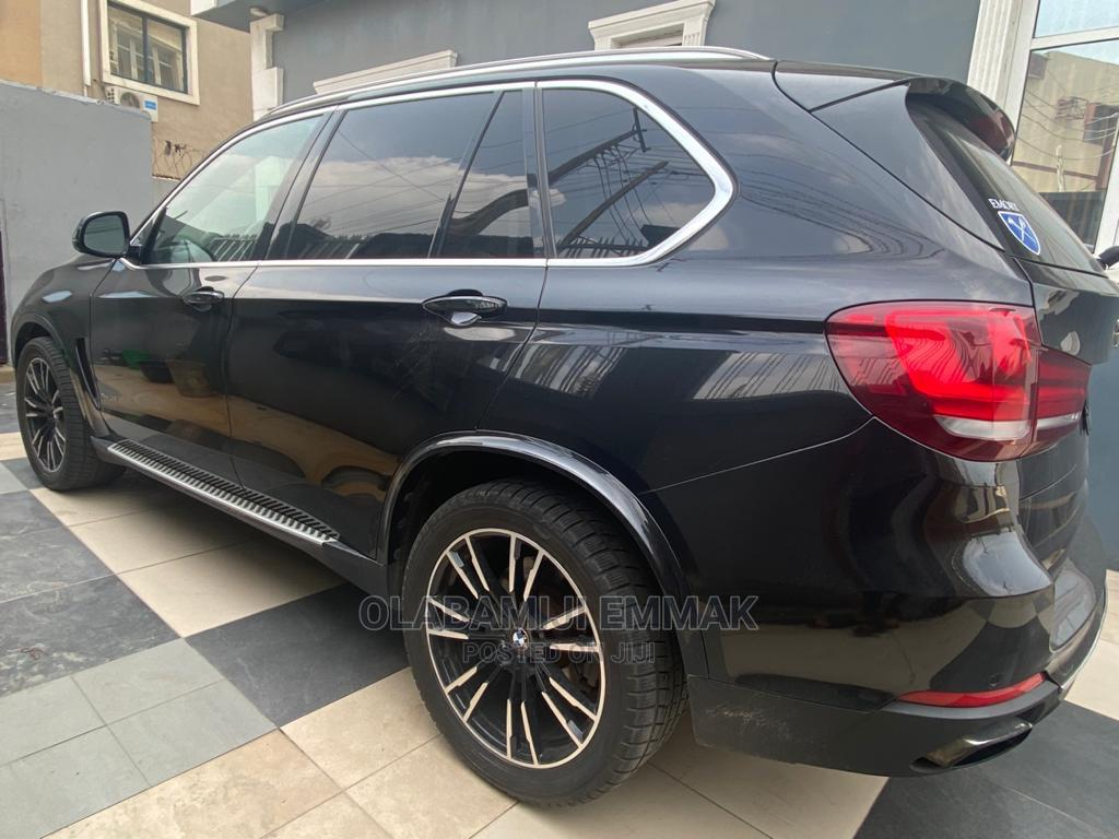 BMW X5 2014 Black | Cars for sale in Alimosho, Lagos State, Nigeria