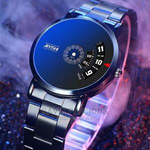 Black Chain Wristwatch | Watches for sale in Lagos State, Ojo