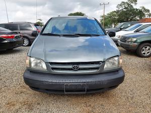Toyota Sienna 2001 LE Blue | Cars for sale in Abuja (FCT) State, Gwarinpa