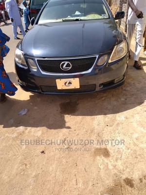 Lexus GS 2009 300 Automatic Blue | Cars for sale in Kaduna State, Zaria
