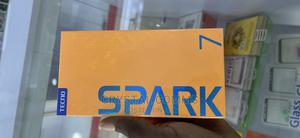 New Tecno Spark 7 64 GB Black   Mobile Phones for sale in Lagos State, Isolo